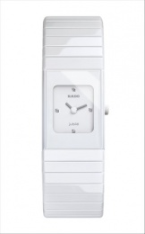 Rado Ceramica Mini White Jubile Ladies R21712702