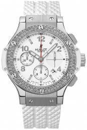 Hublot Steel White Diamonds 342.SE.230.RW.114
