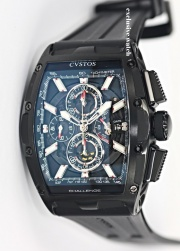 Cvstos CHALLENGE CHRONO II GT BLACK 59X45mm