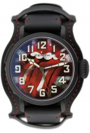 Zenith  TYPE 20 GMT TRIBUTE TO THE ROLLING STONES 96.2439.693/77.C809