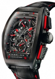 Cvstos Chrono Black Red GP 01