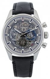 Zenith Full Open Mens Watch 03.2153.400/78.C813