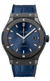 Hublot Ceramic Blue 542.CM.7170.LR