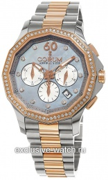 Corum Admiral`s Cup Lady Legend 38 Chronograph 132.101.29/V200 PK10