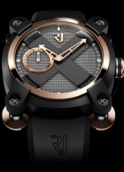 Romain Jerome MOON INVADER RED SPEED METAL AUTOMATIC RJ.M.AU.IN.004.01