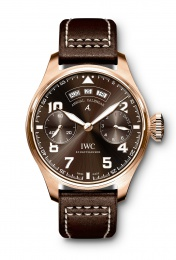 Iwc Big Pilot's Watch Annual Calendar Mens Watch IW502706