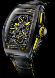 Cvstos CHALLENGE CHRONO GP 05 YELLOW Challenge Chrono GP Black/Yellow Steel