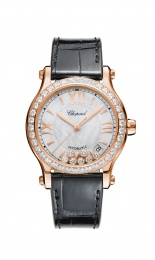 Chopard Rose Gold and Diamonds MOP Dial 274808-5006