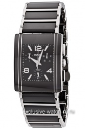 Rado Integral Chronograph Black Ceramic Steel R20591152