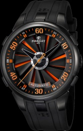 Perrelet Turbine Collection XL Orange A1051/2