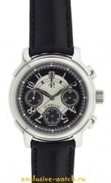 Perrelet LIMITED EDITION 150 AUTOMATIC CHRONOGRAPH MENS 40 MM PAM052 OP6531