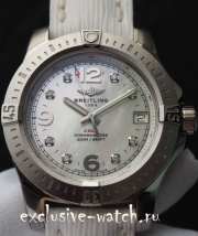 Breitling COLT LADY WHITE SAHARA LEATHER A7438911/A771262/XA16D.1