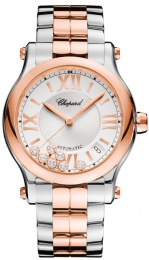 Chopard Medium Automatic 36mm Ladies Watch 278559-6002