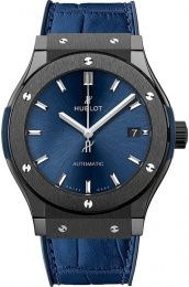 Hublot Ceramic Blue 581.CM.7170.LR