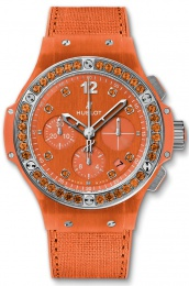 Hublot Orange Linen 341.XL.2770.NR.1206