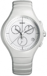 Rado True White Ceramic Chronograph R27832012