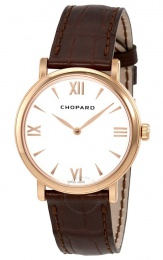 Chopard Homme Automatic White Dial Unisex Watch 163154-5201