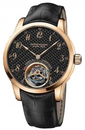 Ulysse Nardin  Classico Complications Anchor Tourbillon Carbon 1786-133/52