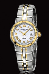 Raymond Weil PARSIFAL LADIES WATCH 27mm 9440-STG-00908