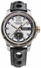 Chopard G.P.M.H. Power Control Rose Gold Titanium Men's Watch 168569-9001