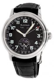 Blancpain Moon Phase Complete Calendar 2763-1130MA-63