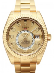 Rolex OYSTER PERPETUAL SKY-DWELLER 326938