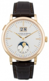 A. Lange & Sohne Moon Phase 40mm Mens Watch 384.032