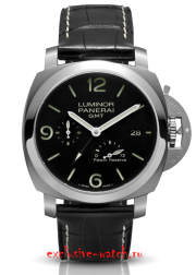 Officine Panerai LUMINOR 3 DAYS GMT POWER RESERVE PAM00321