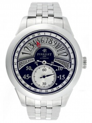 Perrelet COLLECTION REGULATOR RETROGRADE HOUR 42MM A1041/C