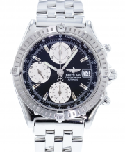 Breitling GT Chronograph Gold/Stahl A13352