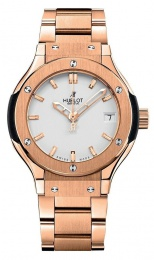 Hublot Opalin King Gold Bracelet 585.OX.2610.OX