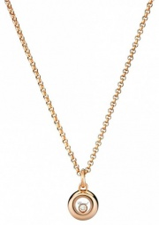 HAPPY DIAMONDS MISS HAPPY NECKLACE 799010-5001