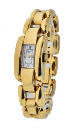 Chopard 18KT YELLOW GOLD ON BRACELET LADIES WATCH 41/7396