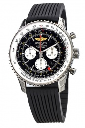 Breitling Navitimer GMT Mens Watch ab044121/bd24/252s