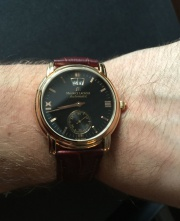 Maurice Lacroix GRAND GUICHET ROSE GOLD 40MM MP6418-PG101