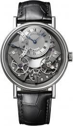 Breguet Tradition Automatic Retrograde Seconds 40mm Mens Watch 7097BBG19WU