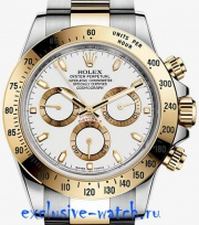 Rolex STEEL AND YELLOW GOLD 116503 WHITE
