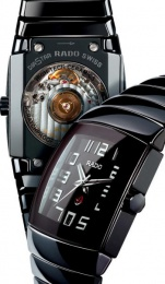 Rado SINTRA AUTOMATIC BLACK CERAMIC MENS R13663152