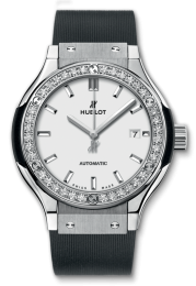Hublot Titanium Opalin Diamonds 582.NX.2610.RX.1204