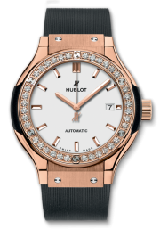 Hublot Opalin King Gold Diamonds 582.OX.2610.RX.1204