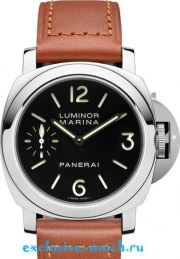 Officine Panerai HISTORIC LUMINOR MARINA LOGO 44 MM PAM 00111