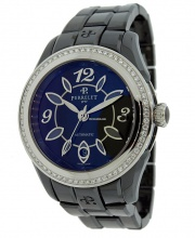 Perrelet Classic Eve Black Ceramic diamond bezel A2041/BA