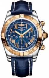 Breitling Steel Rose Gold CB011012-C784-731P
