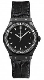 Hublot Black Magic Diamonds 581.CM.1771.LR.1104